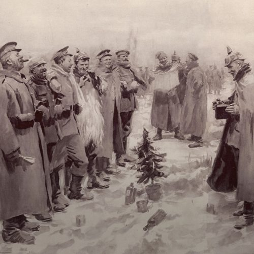 Almanack Feature: Christmas Truce of 1914