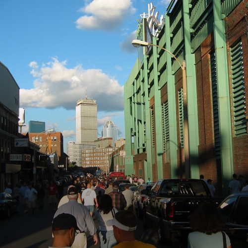 Almanack Feature: A Heritage Tourism Tour of Boston's Fenway Park