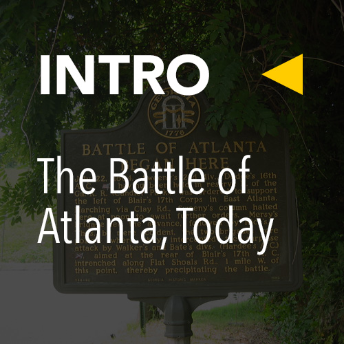 Battle of Atlanta, Today » Introduction
