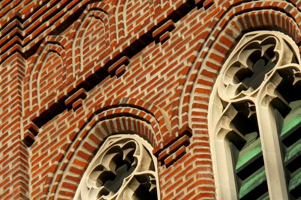 Asheville Architectural Details: First Presbyterian ©