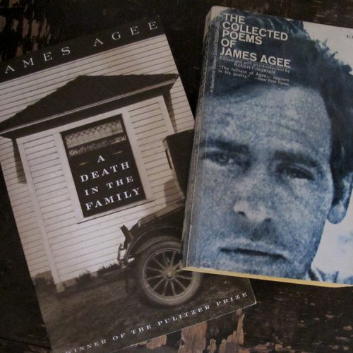Almanack Feature: To James Agee, Permit Me Homage