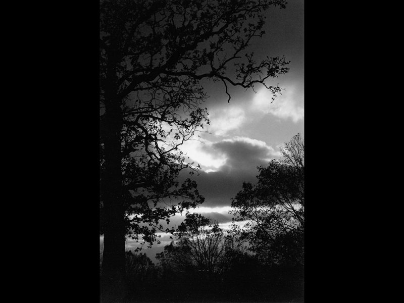 Battles for Chattanooga: [1996] The dramatic sky indicative of the 1996 tour