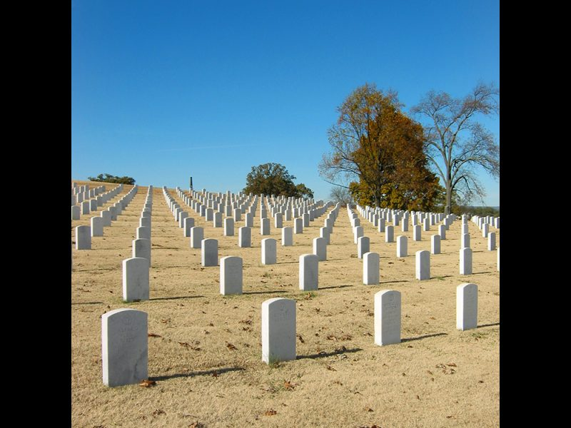 Battles for Chattanooga: [2005] The National Cemetery