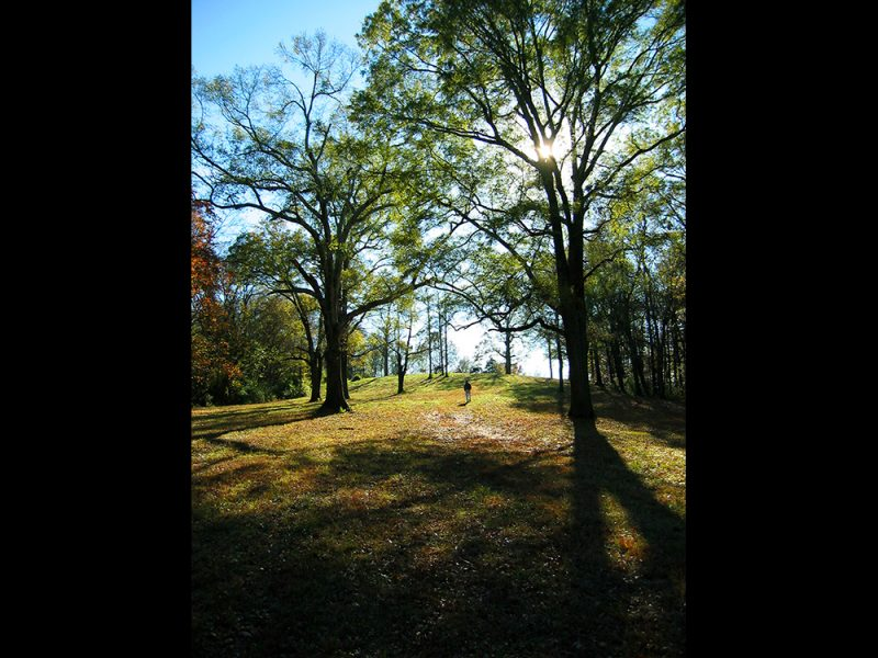 Battles for Chattanooga: [2005] Approach of the Union assault near area of Confederate counterattacks and hand-to-hand fighting atop Tunnel Hill