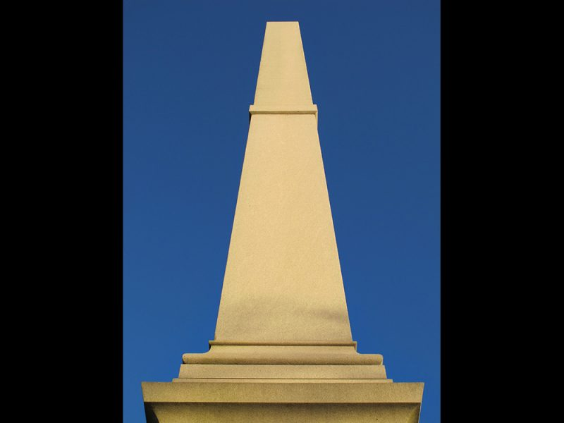 Battles for Chattanooga: [2014] Soaring spire of the Ohio Monument