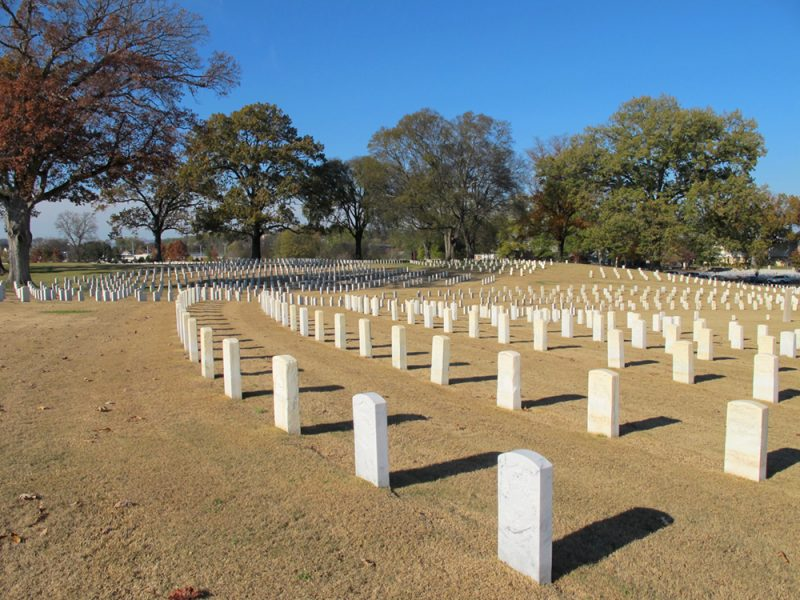 Battles for Chattanooga: [2017] The National Cemetery